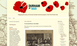 Durham at War blog