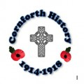 Cornforth History 1914-1918 logo