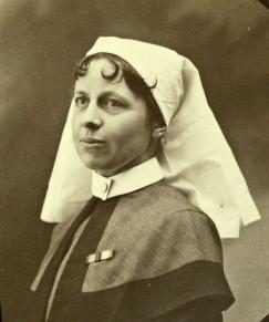 Nurse Edith Elizabeth Appleton OBE