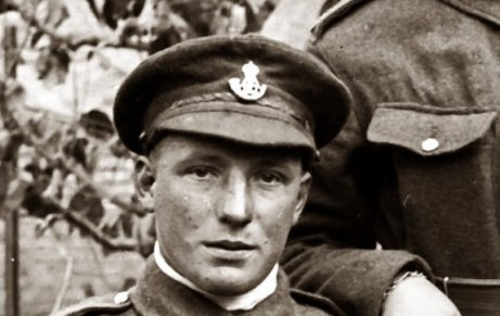 Unknown Somme Soldier