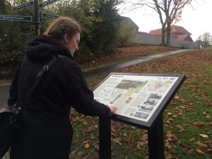 Memorial Park panel
