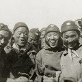 Chinese Labour Corps, image: WJ Hawkings Collection, courtesy of John de Lucy