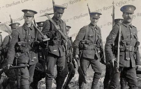 Durham Light Infantry 1st 8th Battalion Durham At War