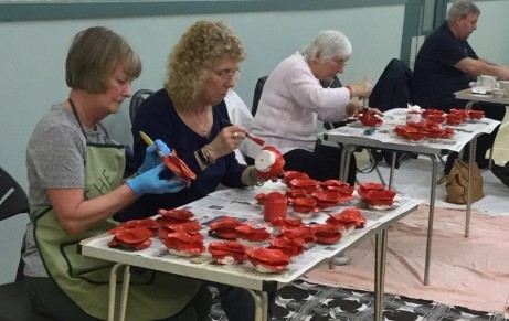 Lest we Forget - Poppy Workshop