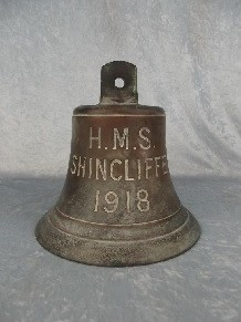 HMS Shincliffe Bell