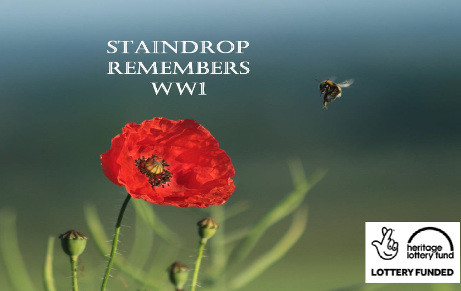 Staindrop Remembers WW1